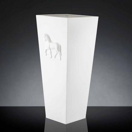 Vase af moderne design terning 100% Made in Italy Cody