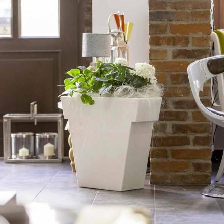 Udendørs / indendørs dekorative vase Slide Il Vaso, moderne design