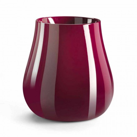 Dråbeformet design dekorativ vase i polyethylen Fremstillet i Italien - Monita