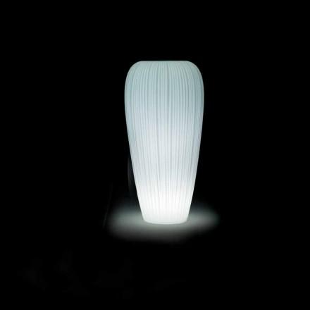 Bright udendørs vase i moderne design polyethylen - hud af Myyour