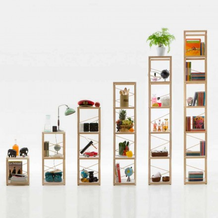 Modulopbygget design bibliotek Zia Babel Towers