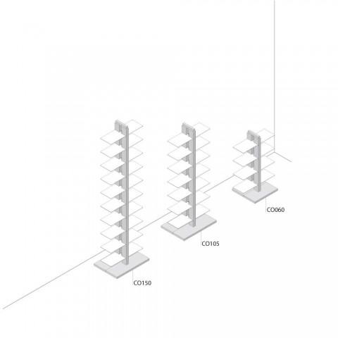 Tante Bice portalibri Column
